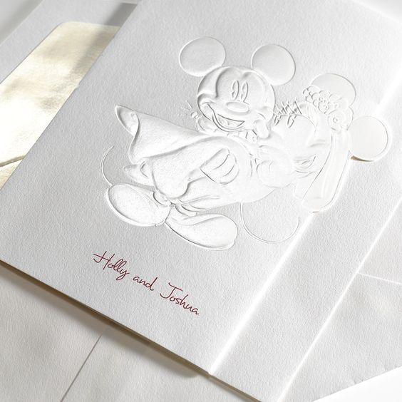 Disney Wedding Invitations: Disney Wedding Invitations