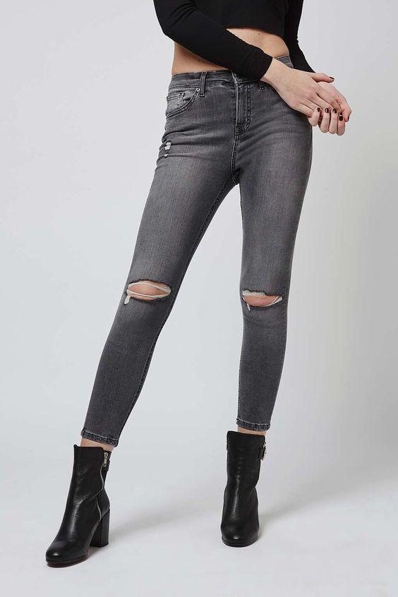 PETITE Rip Jamie Jean Jeans