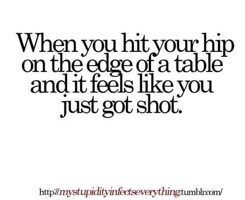 happens all the time and it really does!