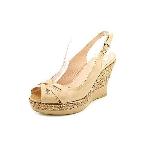 STUART WEITZMAN Stuart Weitzman Women'S Dolunch Espadrille Wedge. #stuartweitzman #shoes #shoes