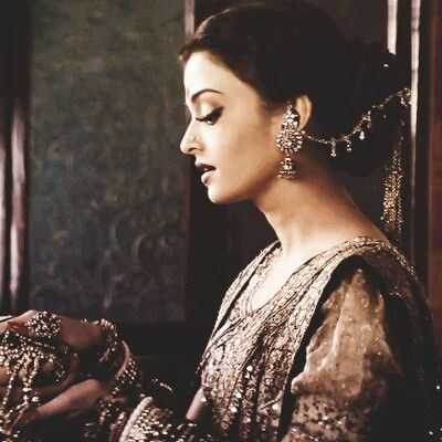 Image result for devdas aishwarya hair