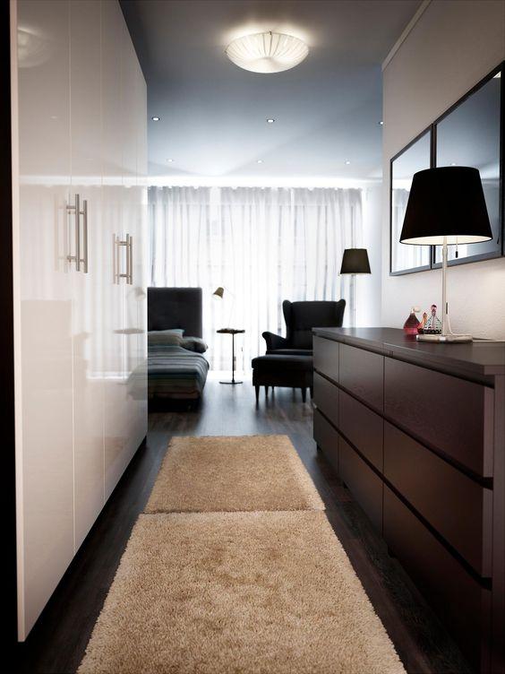 Schlafzimmer : Schlafzimmer Schwarz Braun Ikea Schlafzimmer ... Schlafzimmer Einrichten Mit Babybett