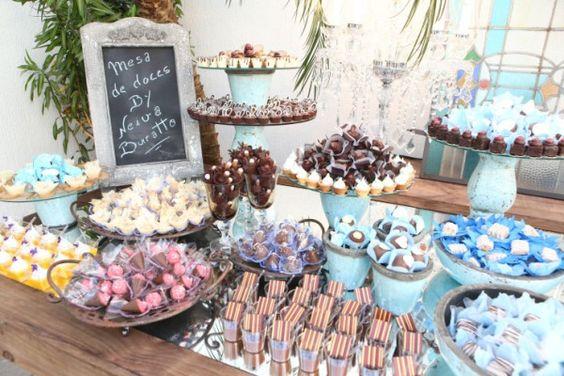 Tire suas dúvidas sobre mesas de doces   Gabi Chanas