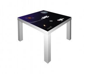 Weltall-Aufkleber für LACK von IKEA - IM35