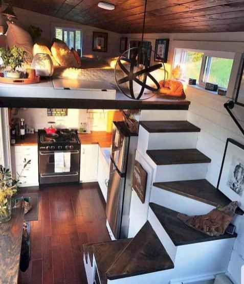 68 Clever Loft Stair Design For Tiny House Ideas Home Decor