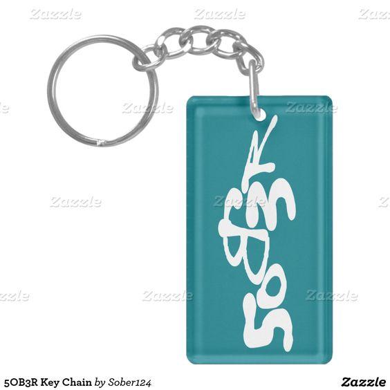 5OB3R Key Chain