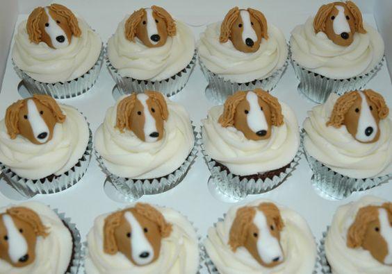 collie Cupcakes