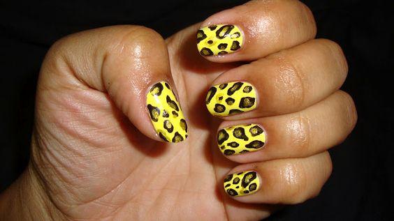 Tendência Animal Print – Makeup – Nails – Produtos - Tudo Make!