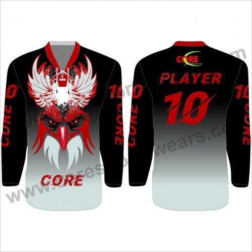 Custom Sublimated Hockey Jerseys No Minimum In 2020 Custom Hockey Jerseys Hockey Outfits Ice Hockey