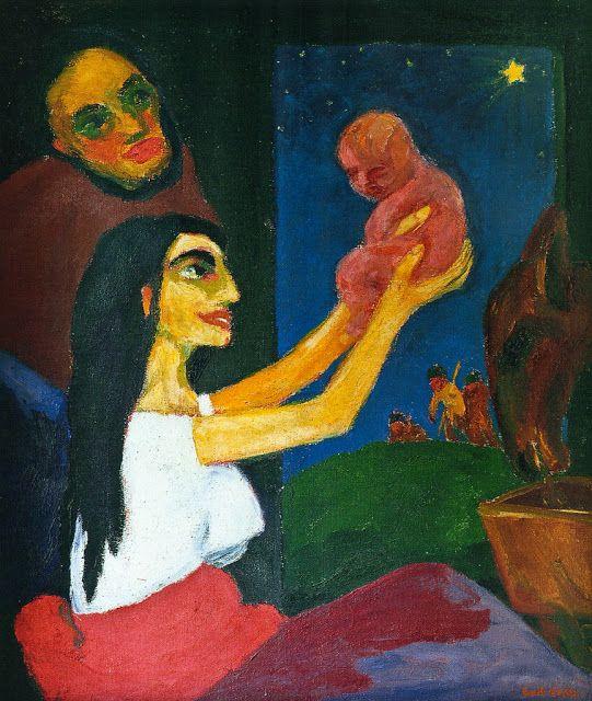 Emil Nolde (7 august 1867 – 13 aprilie 1956), pictor si grafician german expresionist(I) – Gabriela Dragoi – Webová alba Picasa