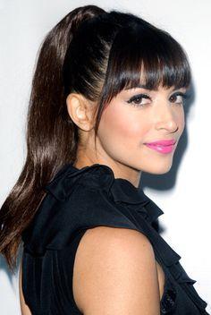 Magnificent New Girl Hannah Simone And Girl Hair On Pinterest Hairstyles For Women Draintrainus