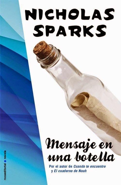 La Guardia de Los Libros : Mensaje En Una Botella, Nicholas Sparks