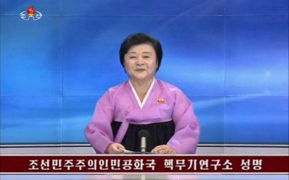 Η Βόρεια Κορέα επιβεβαίωσε την πυρηνική δοκιμή