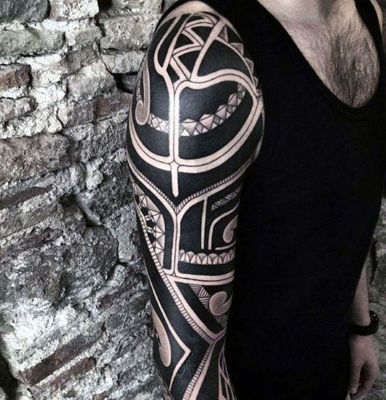 Pinterest the world s catalog of ideas for Badass mens tattoos