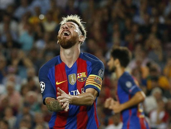 Watch: Messi sets Champions League hat trick record surpassing Ronaldo