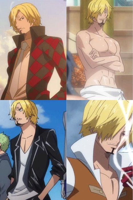 Sexy Sanji