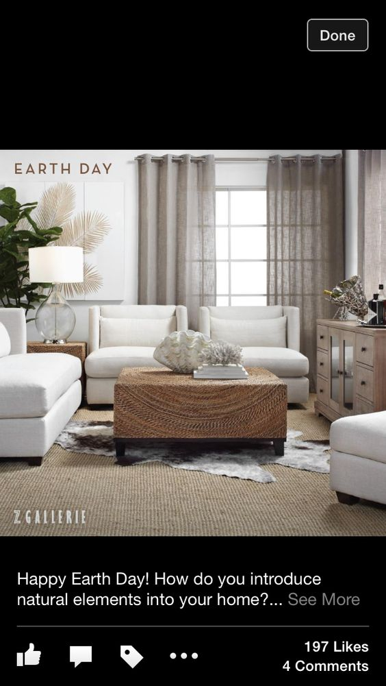 Z gallerie coffee table beautiful home pinterest for Coffee tables z gallerie