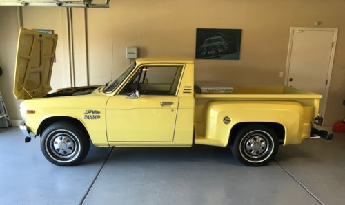 1976 Chevrolet Other Pickups Step Side Rare 1976 Chevy Luv