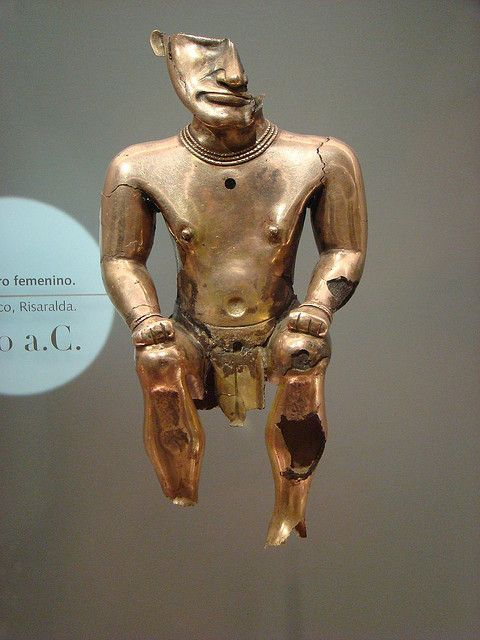 Colombian  Gold Museum by jwinfred, via Flickr