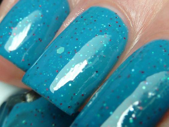 Make Your Own Nail Polish: Frankenpolish & The Art Of Layering: Makeup Nails, Frankening Nails, Nails Art, Nail Polish, Beautiful Nails, Hair Nails Make, Beauty Nails, Nails Makeups, Dressing Room Nails
