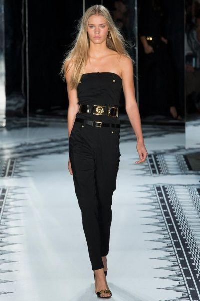 awesome Versace 2015 yaz kreasyonu defilesi