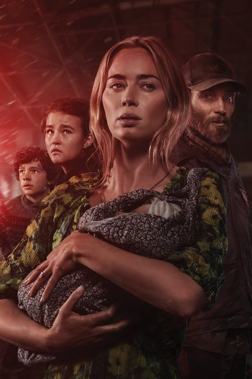 Regarder Le Film A Quiet Place Part Ii En Streaming Hd Film Complet Movies Full Movies Online Free Free Movies Online