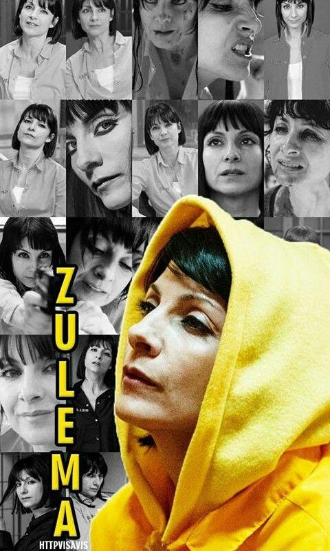 Zulema Zahir Series Y Peliculas Series De Netflix Fotos