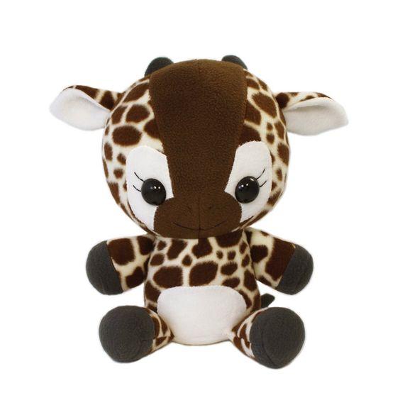 Schnittmuster spielzeug and baby giraffen on pinterest