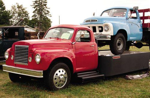 1963 Studebaker E-45 Diesel