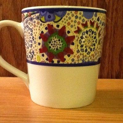 Starbucks Hippie Mug!