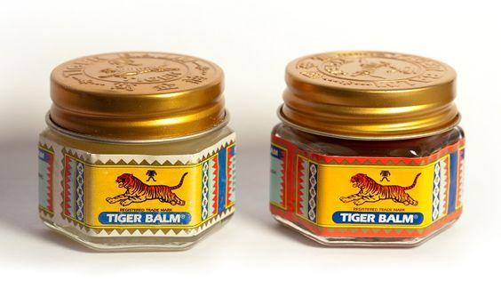 Le baume du tigre, qu'il soit blanc ou rouge, a bien des vertus. On le trouve en pharmacie et sur Internet. Il soigne les tendinites et bien d'autres choses.  Voici les vertus et les utilisations du baume du tigre.   Découvrez l'astuce ici : http://www.comment-economiser.fr/baume-du-tigre.html