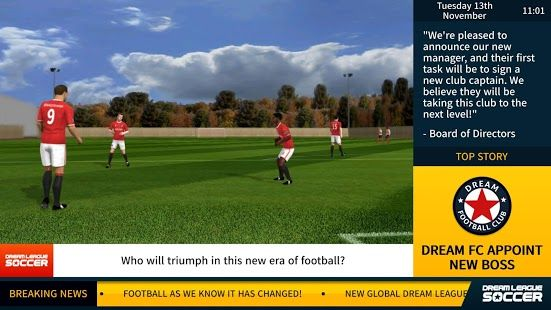 Dream League Soccer 2020 Dls 20 Apk Mod Obb Data For Android
