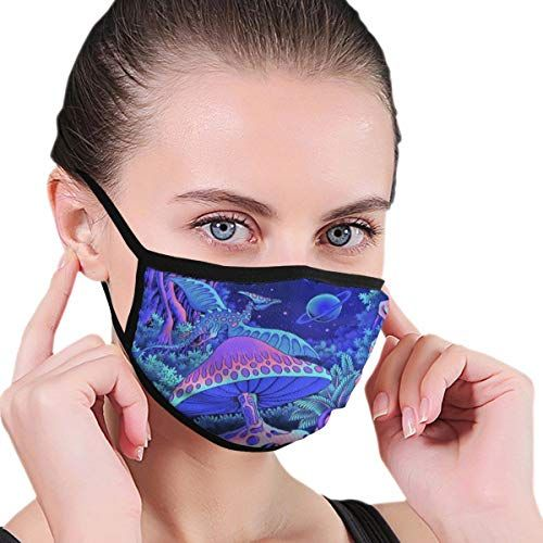 Fashion Face Mask Adjustable Elastic Band Hypoallergenic Face And