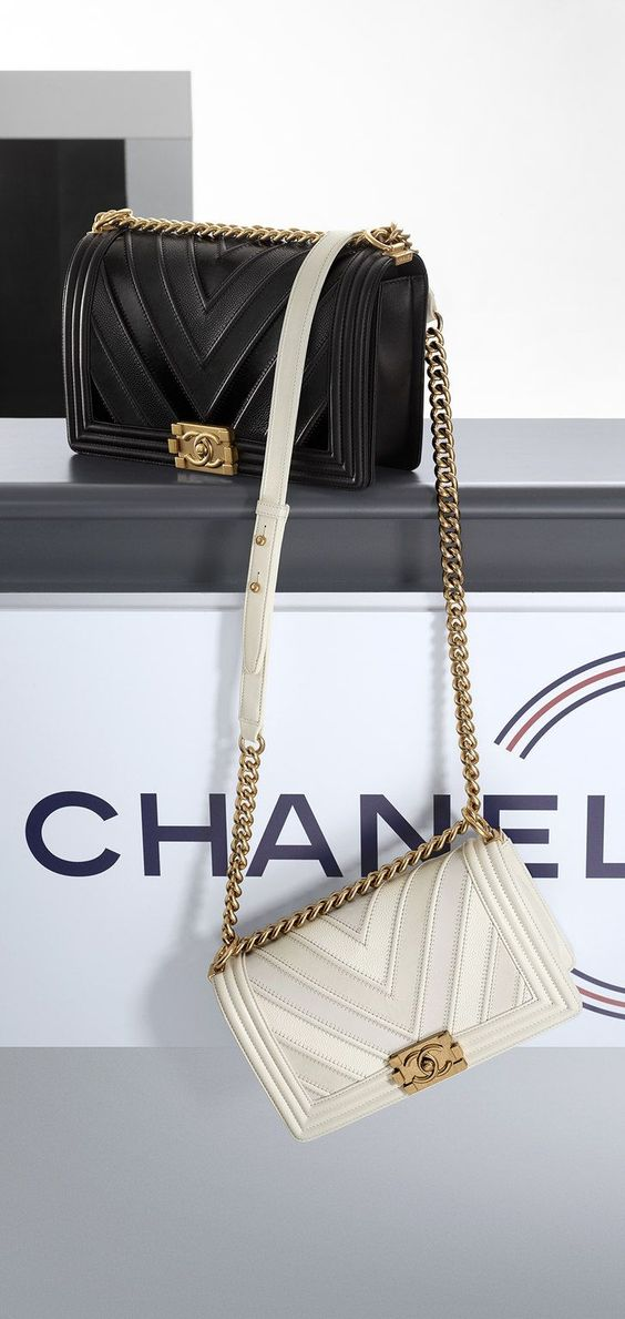 cool CHANEL Fashion - boy CHANEL flap bag
