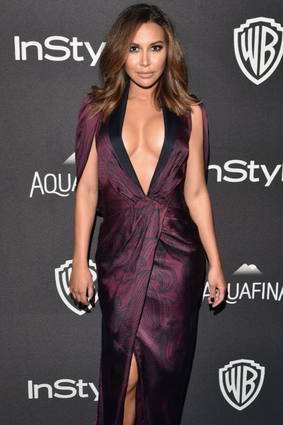 Naya Rivera's Sexiest Moments Might Make You Squeal With Glee