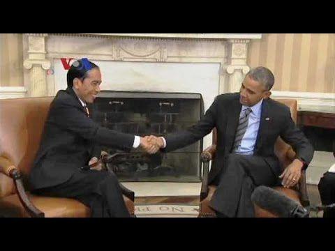 Hari Kedua Kunjungan Presiden Joko Widodo ke AS