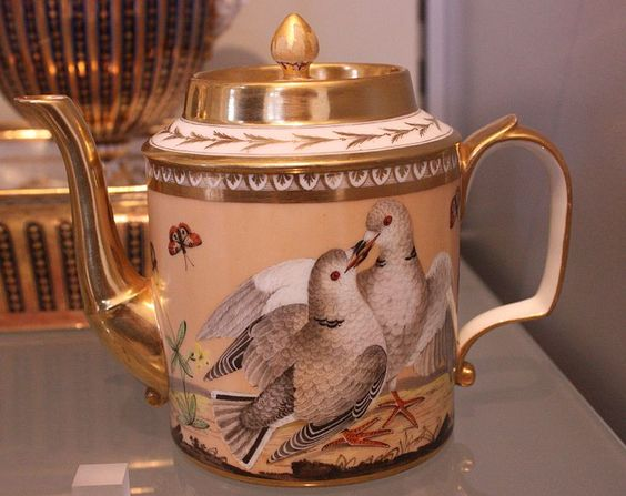 Старинный фарфор для чая и кофе.. Обсуждение на LiveInternet - Российский Сервис Онлайн-Дневников