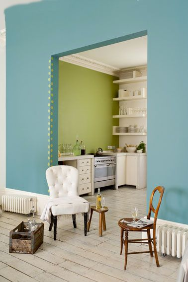 Cuisine couleur peinture vert jade lotus vert blanc jad cuisine et lotus for Peinture vert pastel