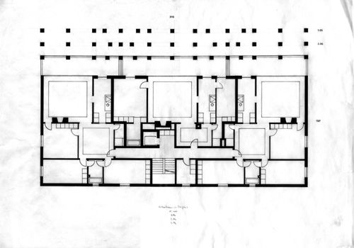 Simple Peter M rkli Housing Sargans Switzerland