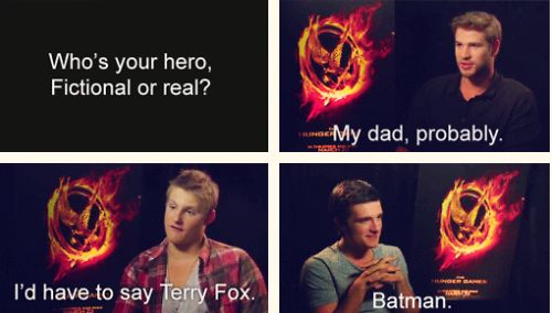This is why you couldn't be Spiderman, Josh.