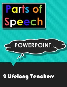 Teach the parts of speech with this fun, interactive Powerpoint! Great for middle school, high school, or ESL students