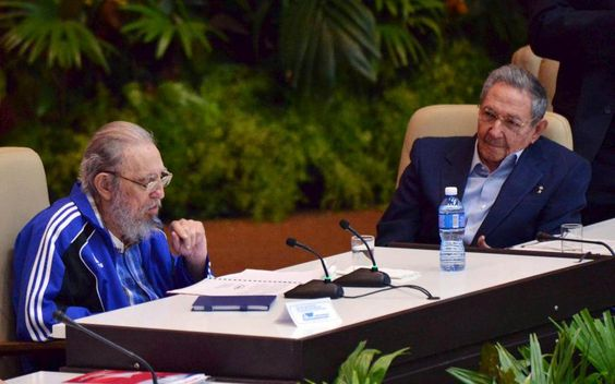 Fidel Castro speaks of death in address to Cuba's Communist Party 04.19.16 Retired Cuban leader Fidel Castro emerged from seclusion on Tuesday to muse about death and provide encouragement to his followers, in a rare speech at the closing of a Communist Party congress in Havana.