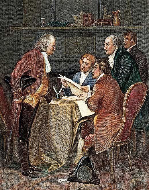Important Dates/Events of John Adams?