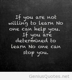 Dedication, responsibility, education, attitude, motivation ...
