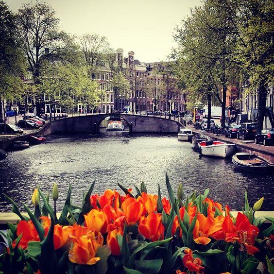 Amsterdam à partir de 274 € TTC #voyage #weekend [Ponts de Mai] voyagermoinscher.com