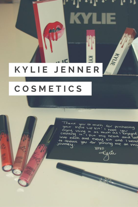 Not sure whether to purchase the Kylie Jenner lipsticks? Click this post to find out everything about the lip kits and singles! Repin now to save it for later!