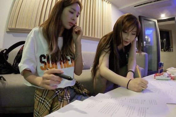 Sandara Park And Park Bom Announce Something Special Coming Soon For Fans