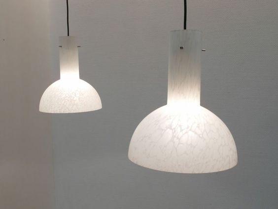 Pendelleuchten Peil & Putzer | 70s 70er | Esszimmer Lampe | midcentury | 2x