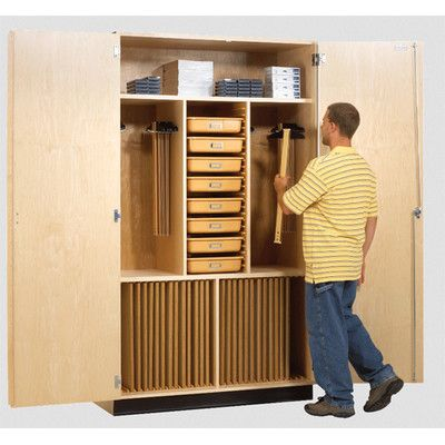 Drafting Supply Cabinet | Wayfair
