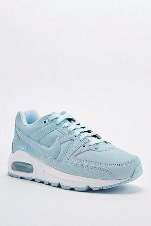Nike Air Max Beige Bleu